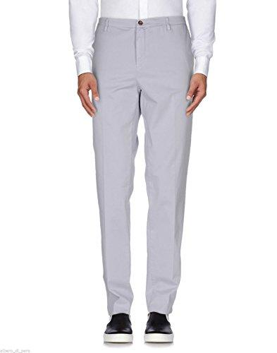 Fred Perry - Pantalón - chino - para hombre gris gris