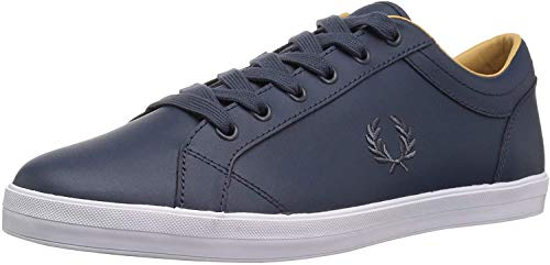 Fred Perry Zapatilla Hombre Baseline Leather 43