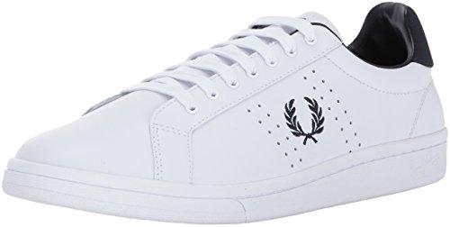 Zapatillas Fred Perry B721 Blanco Hombre 39 Blanco