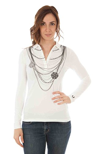 Fred Perry - Polo - para mujer blanco Small