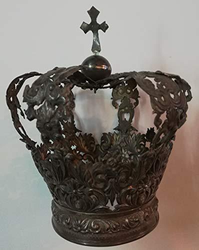 Desconocido Corona DE Plata para Virgen O NIÑO