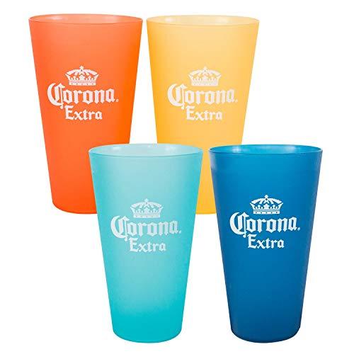 Corona Adicional Colorido plástico Copa Conjunto