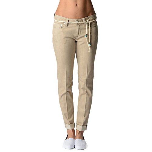 Fred Perry Fred Perry Womens Trousers 31502611 0242 BEIGE