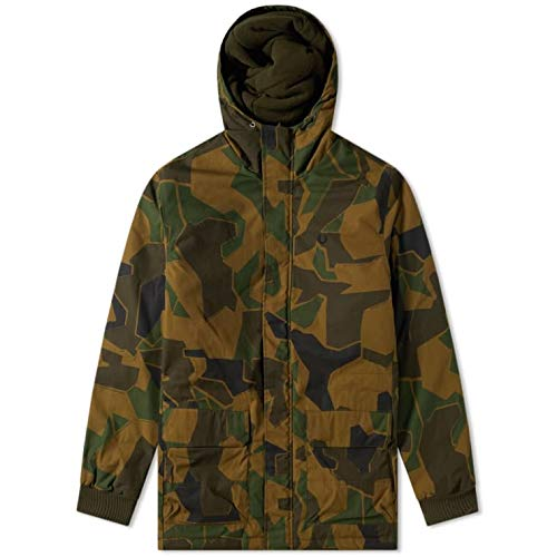 Fred Perry Arktis Stockport Jacket Woodland Camo-M
