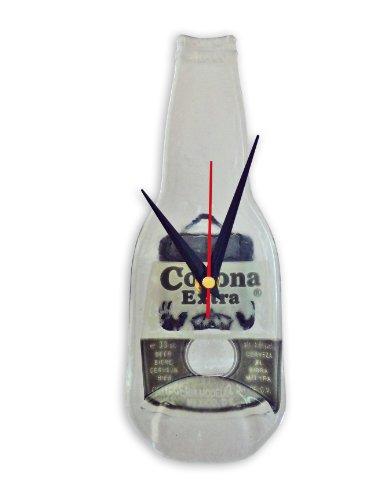 BottleClock - Reloj de pared, diseño de botellín de cerveza Corona