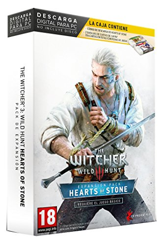 The Witcher 3: Wild Hunt: Hearts of Stone