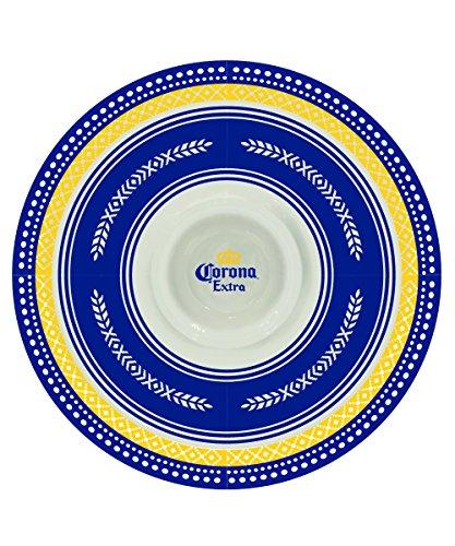 Corona Extra chidip Chip Dip Bowl
