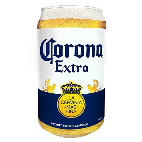 Corona Extra cerveza puede Pint Glass