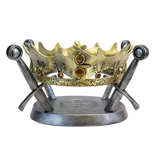 Factory Entertainment Juego de Tronos–EL Royal edición Limitada de la Corona de Rey Robert...